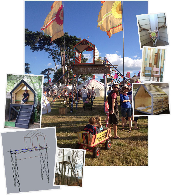 Camp Bestival entrance